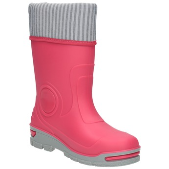 Children´s pink Wellingtons mini-b, pink , 292-5200 - 13