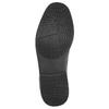 Black leather shoes rockport, black , 824-6106 - 26