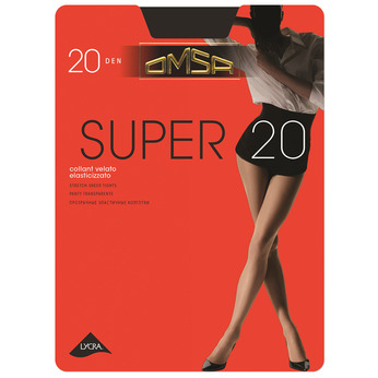 Ladies' tights omsa, black , 919-6385 - 13