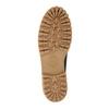 Ladies' leather winter boots weinbrenner, brown , 594-4491 - 26