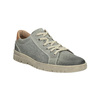 Men's leather sneakers weinbrenner, gray , 843-2620 - 13