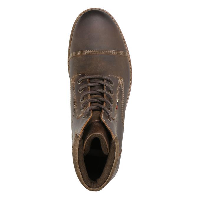 Men´s winter footwear bata, brown , 894-4644 - 26