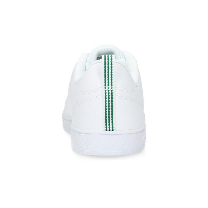 White children's sneakers adidas, white , 401-1233 - 15