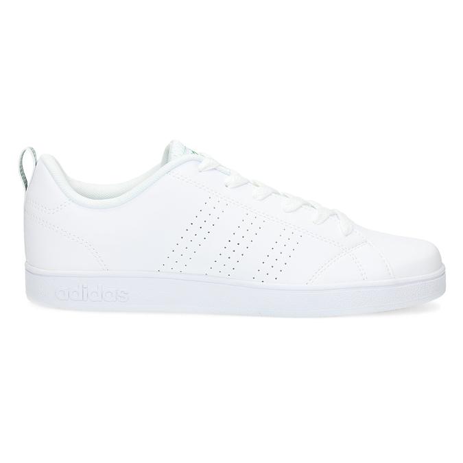 White children's sneakers adidas, white , 401-1233 - 19