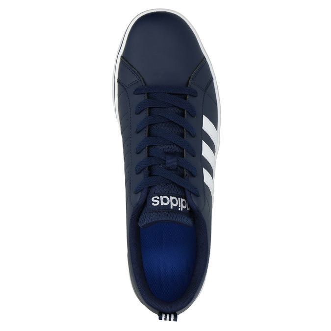 Men's casual sneakers adidas, blue , 801-9136 - 19