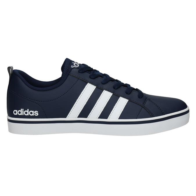 Men's casual sneakers adidas, blue , 801-9136 - 15