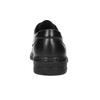 Men's shoes with a distinctive sole pinosos, black , 824-6540 - 17