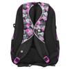 School backpack with print bagmaster, violet , 969-5656 - 19