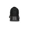Men's black sneakers nike, black , 809-0557 - 15