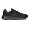 Men's black sneakers nike, black , 809-0557 - 19