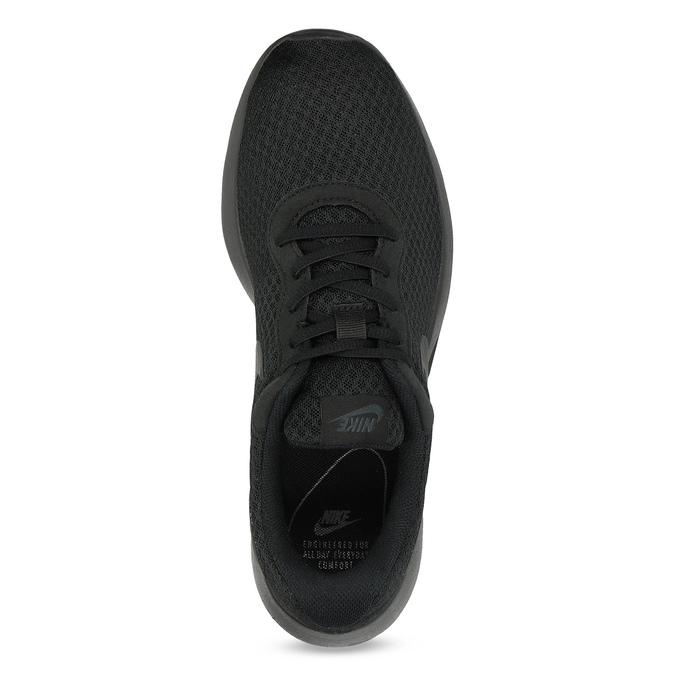 Men's black sneakers nike, black , 809-0557 - 17