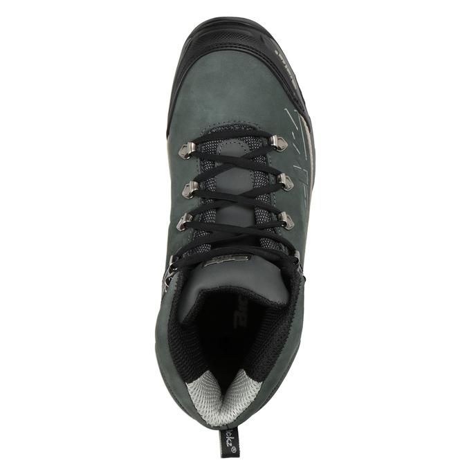 Men's Bickz 202 work shoes bata-industrials, black , 846-6613 - 15