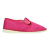 Children's pink slippers bata, pink , 279-5121 - 26