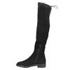 Ladies' high boots bata, black , 599-6616 - 26
