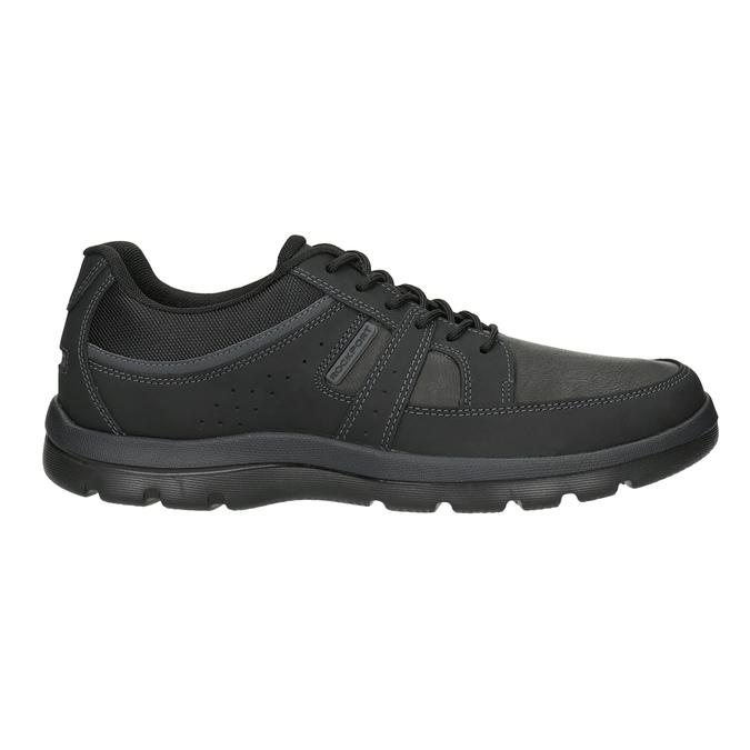 Men's casual sneakers rockport, black , 826-6035 - 15