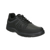 Men's casual sneakers rockport, black , 826-6035 - 13