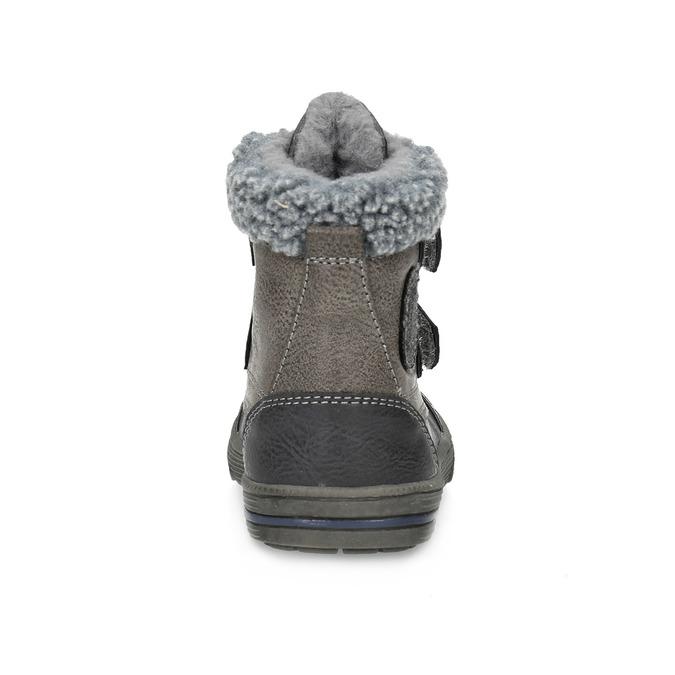 Children's Winter Boots bubblegummer, gray , 191-4619 - 15