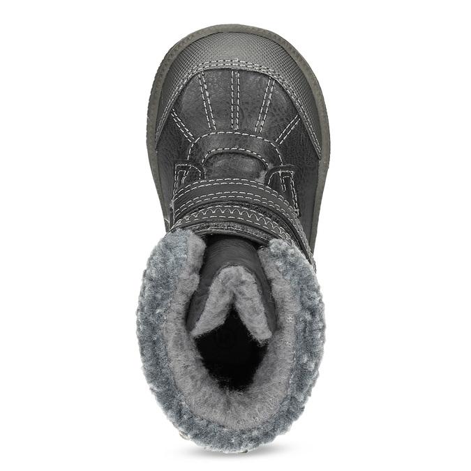 Children's Winter Boots bubblegummer, gray , 191-4619 - 17