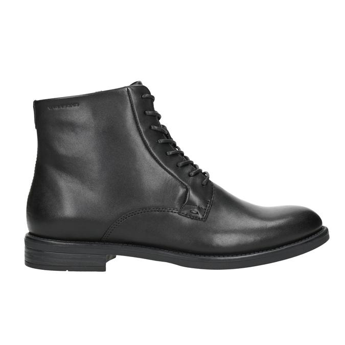 Ladies' Leather Ankle Boots vagabond, black , 524-6010 - 26