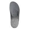 Men's Slippers bata, gray , 879-2610 - 17