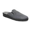 Men's Slippers bata, gray , 879-2610 - 13