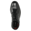 Leather Ankle Boots rockport, black , 894-6036 - 15
