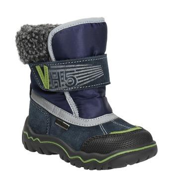 Children's Winter Boots bubblegummer, blue , 193-9601 - 13