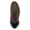Men's Leather Winter Boots bata, brown , 896-4676 - 26