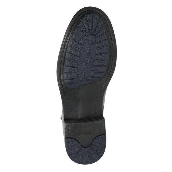 Men's Ombré Ankle Boots bata, gray , 896-2684 - 19