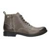 Men's Ombré Ankle Boots bata, gray , 896-2684 - 15