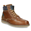 Men's Ankle Boots bata, brown , 896-3669 - 13