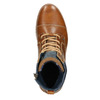 Men's Ankle Boots bata, brown , 896-3669 - 15