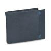 Men's leather wallet bata, blue , 944-9188 - 13