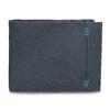 Men's leather wallet bata, blue , 944-9188 - 26