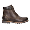 Men's Ankle Boots bata, brown , 896-4640 - 26