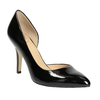 Black patent pumps insolia, black , 721-6615 - 13
