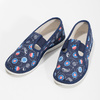 Children's slippers bata, blue , 379-9012 - 16