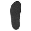 Men's Slippers bata, gray , 879-2610 - 18
