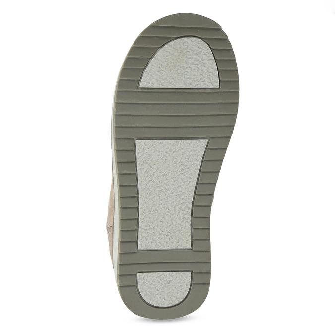 Children's Winter Boots bubblegummer, beige , 291-8624 - 18
