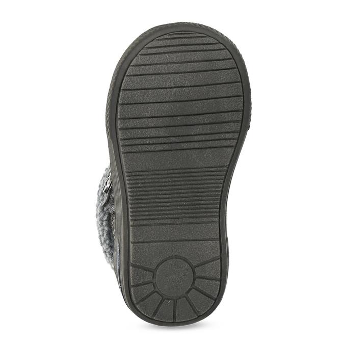 Children's Winter Boots bubblegummer, gray , 191-4619 - 18